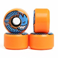 SPITFIRE (スピットファイア) 80HD CHARGERS CONICAL ウィール ORANGE/BLUE (58mm/80du) [並行輸入品]