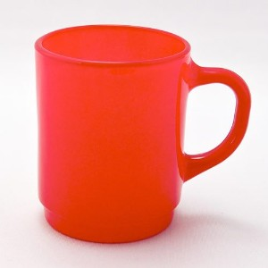 GOODWARE Colore Stacking Mug cup コローレ スタッキング ( レッド )