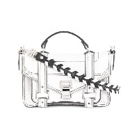 Proenza Schouler - PS1+ Tiny With Novelty Strap - women - カーフレザー - ワンサイズ