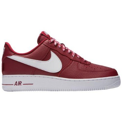 (取寄)Nike ナイキ メンズ エアフォース1 スニーカー '07 LV8 NBA Nike Men's Air Force 1 '07 LV8 NBA Team Red White