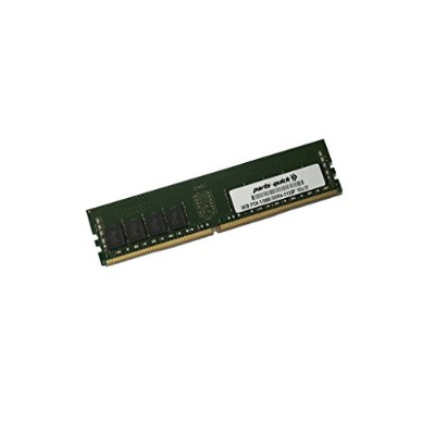 8GB Memory for Supermicro SuperServer 5018D-FN4T DDR4 2133MHz ECC UDIMM (PARTS-クイック BRAND) (海外取寄せ品)