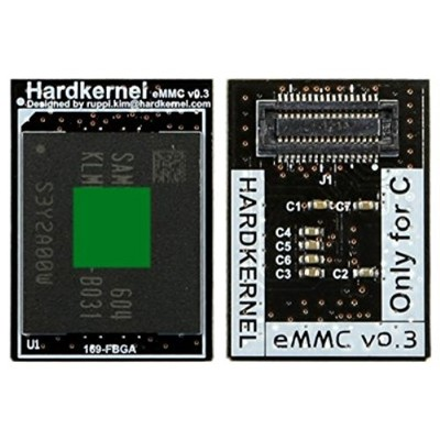 128GB eMMC Black Module C2 Android (Green Box)