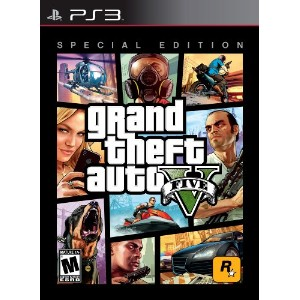 Grand Theft Auto V Special Edition (輸入版:北米) - PS3
