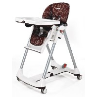 Highchair Peg Perego Prima Pappa Diner Savana Cacao by Peg Perego
