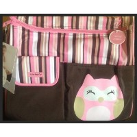 Carter's Owl Diaper Tote Bag by Carters