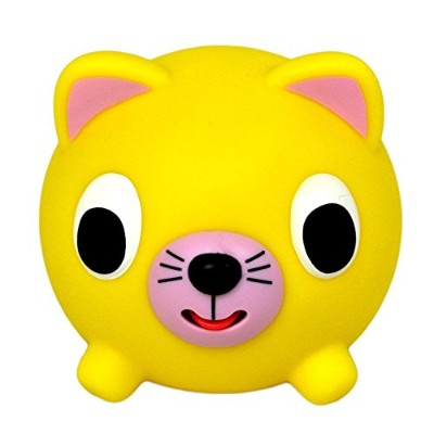 Jabber Ball Cat - Yellow by Sankyo Toys