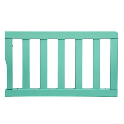 Dream On Me Universal Convertible Crib Toddler Guard Rail, Emerald by Dream On Me