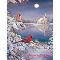 Christmas Peace Boxed Christmas Cards by LANG