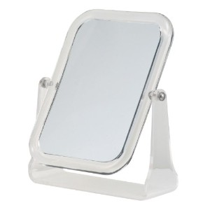 Rucci Rectangle Acrylic Mirror, 3X by Rucci