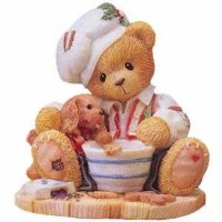 Cherished Teddiesウェイン。。。。。。。。。。。。。のSpoonfuls Sweetness