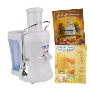 Power Juicer Express Deluxe (white) by Tristar Products Inc.