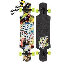 SECTOR 9 PLATINUM SERIES STATIC Complete PS162C セクターナイン スケートボード コンプリート SECTOR NINE