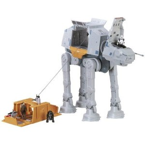 Star Wars(スターウォーズ) Star Wars Rogue One Rapid Fire Imperial AT-ACT おもちゃ One Size【並行輸入】