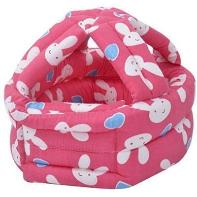 TAUT Infant Adjustable Safety Helmet Head Protective Hat,Hot Pink Rabbit by TAUT