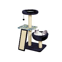 MidWest Cat Tree Euphoria Feline Furniture, 32.75 by 20.5 by 40.125-Inch by MidWest Homes for Pets