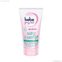 Bebe Young Care Quick & Clean Peeling und Waschgel 150 ml