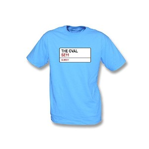 The Oval SE11 Tシャツ (Surrey)