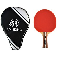 Get the Secondキット50%オフ–7StarパフォーマンスPing Pong–テーブルテニスキットパドルwithフリーケース付属