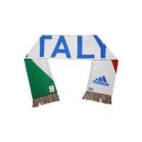 Adidas Italy World Cup 2014 Scarf White/Blue (ONE SIZE)