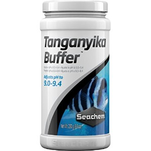 Tanganyika Buffer, 250 g / 8.8 oz by Seachem