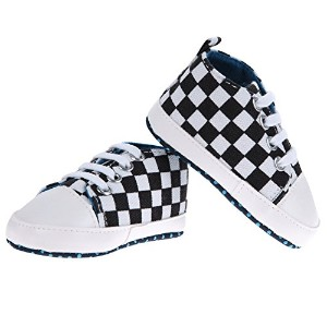 LuxBene(TM)BS#S Baby Shoes Girls Boys Toddler Shoe Canvas Shoes Soft Prewalkers Casual First...
