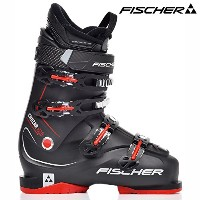 FISCHER(フィッシャー)【U30016】16-17 スキーブーツ CRUZAR X 8.5 THERMOSHAPEBlack×Red 28.5