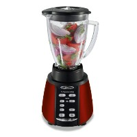 Oster オスター ブレンダー BVCB07-R 6-Cup Glass Jar 7-Speed Blender, Stainless Steel【並行輸入品】