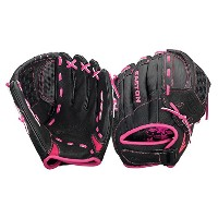 イーストンz-flex Fastpitch zfxfp1000 BKPK Left Hand Throw 10 inユースソフトボールパターン