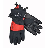 Extremities Windy Pro Glove (S, Black / Red)