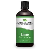 Lime Essential Oil. 100 ml (3.3 oz). 100% Pure, Undiluted, Therapeutic Grade