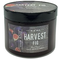 MakersワックスのGoods Harvest Fig Scented Candleバッチno。0260