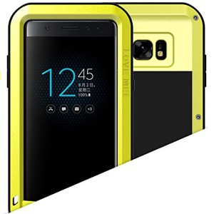 Galaxy Note8 Warrior Love Mei Case, Awesome Aviation Aluminum Metal Anti-Drop Cover, TAITOU Cool...