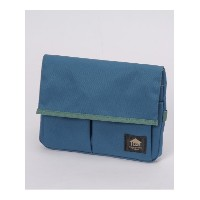 40%OFF iENT (イエント) レディース 8inchタブレット&A5 ガジェットケース BLUE/GREEN F