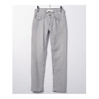 65%OFF SASSON (サッソン) レディース TIGHT STRAIGHT ANKLE PANTS グレー 23