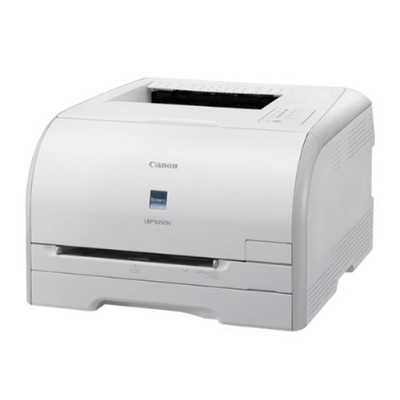 Canon レーザープリンタ Satera LBP5050 A4カラー対応 A4カラー8ppm,A4モノクロ12ppm 給紙枚数150枚