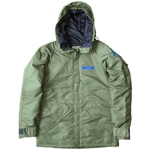 Buzz Rickson's #BR13622 LOCKHEED SKUNK WORKS EXTENDED COLD WEATHER CLOTHING SYSTEMSLワンカラー
