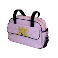 Disney Winnie the Pooh Large Diaper Bag by Disney