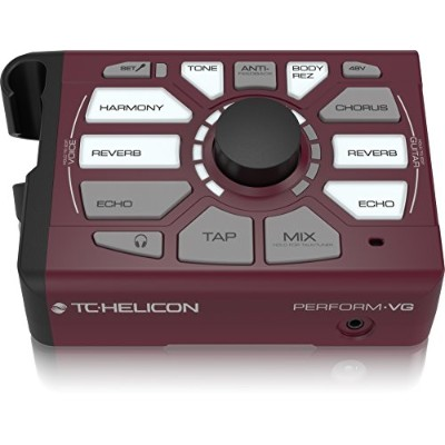 TC HELICON ボーカル プロセッサーPERFORM-VG