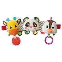 Infantino Stretch and Play Musical Travel Trio by Infantino