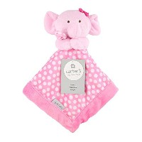 Carter's Pink Elephant Security Blanket by Carter's