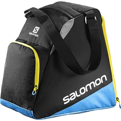 SALOMON(サロモン) スキー スノーボード ブーツバッグ EXTEND GEARBAG Black/Process Blue/Corona Yellow L38280500