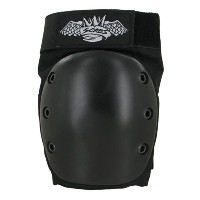 SMITH SAFETY GEAR CROWN PARK KNEE PADS BLK size:L 【正規品】
