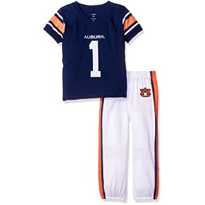 NCAA Boys Toddler / Junior Football Uniformパジャマ