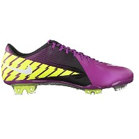 Nike Mercurial Vapor VII FG Mens Soccer Cleats(Red Plum/Windchill-Volt-Black)/サッカースパイク マーキュリアル...