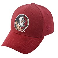 Top of the World ncaa-acc conference-premium collection-onefit-memoryフィット帽子キャップ レッド