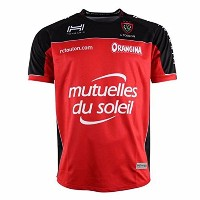 RC TOULON RugbyレプリカSS Home Jersey 2016