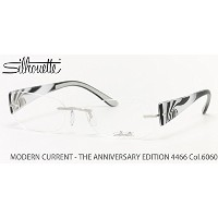 【シルエット メガネ】Silhouette:MODERN CURRENT - THE ANNIVERSARY EDITION 4466/01 6060 52