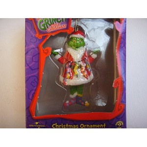 """How the Grinch Stole Christmas 3""""オーナメント2000Collectible"""