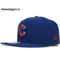 NEW ERA CHICAGO CUBS 【REPLICA GAME SNAPBACK/RYL】 ニューエラ シカゴ カブス [18_1RE]