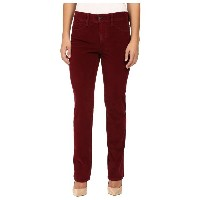 NYDJ レディース ボトムス・パンツ ジーンズ・デニム【Petite Marilyn Straight Jeans in Corduroy in Antique Ruby】Antique Ruby